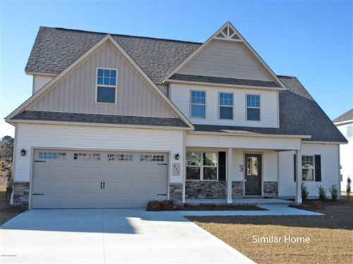 Photo of 712 Crystal Cove Court #Lot 201, Sneads Ferry, NC 28460 (MLS # 100198506)