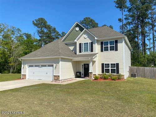 Photo of 310 Little Egret Lane, Swansboro, NC 28584 (MLS # 100268506)