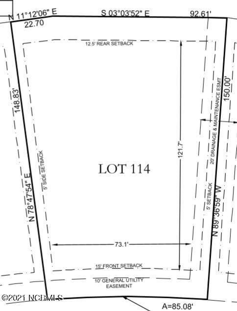 Photo of 104 Shoal Avenue, Hampstead, NC 28443 (MLS # 100284507)