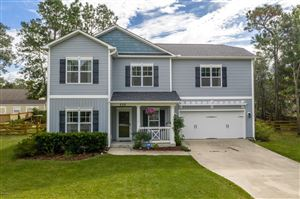 Photo of 438 Chadwick Shores Drive, Sneads Ferry, NC 28460 (MLS # 100191508)