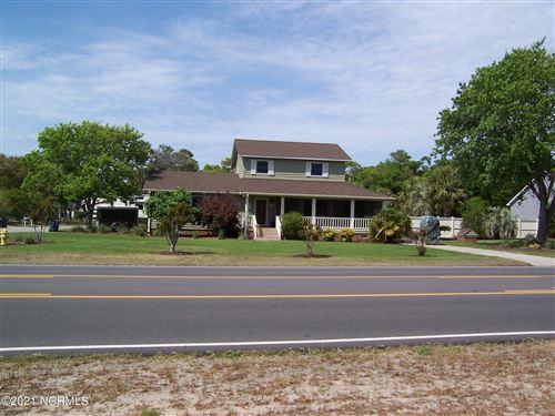 Photo of 602 E Oak Island Drive, Oak Island, NC 28465 (MLS # 100270508)