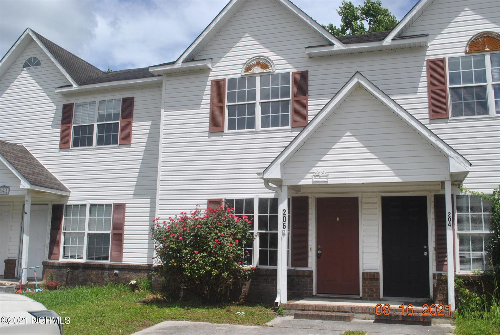 Photo of 206 Mesa Lane, Jacksonville, NC 28546 (MLS # 100287510)