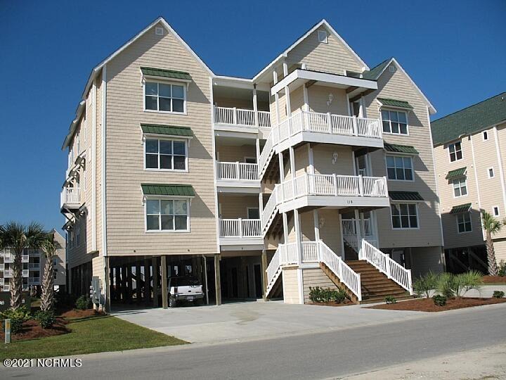 Photo of 1 Becky Street #F, Ocean Isle Beach, NC 28469 (MLS # 100288510)