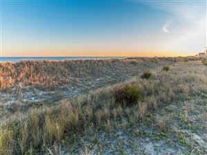 Photo of Lot 3 Ocean Boulevard, Topsail Beach, NC 28445 (MLS # 100043512)
