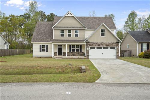 Photo of 125 Cedar Ridge Drive, Maysville, NC 28555 (MLS # 100187512)