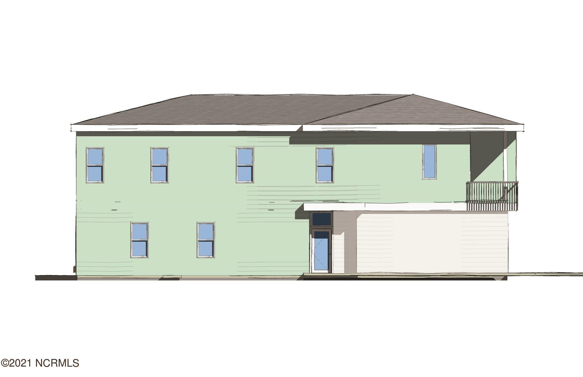 Photo of 1605 Pinfish Lane #Unit 1, Carolina Beach, NC 28428 (MLS # 100261513)