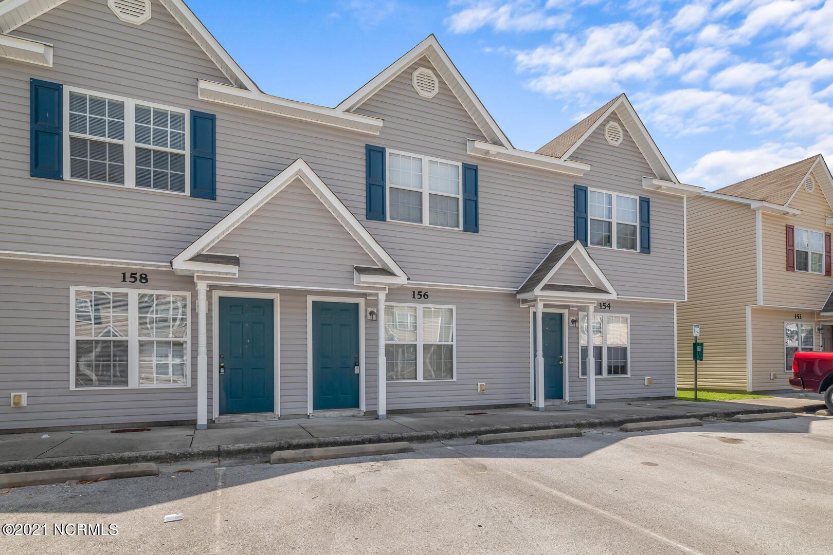 Photo of 156 Cornerstone Place, Jacksonville, NC 28546 (MLS # 100281513)