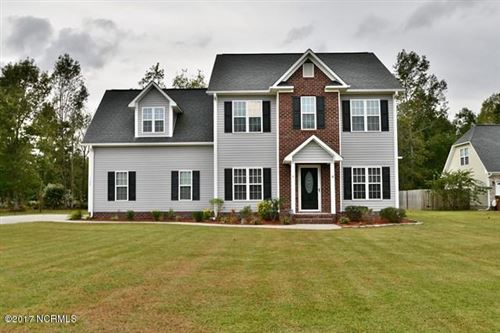 Photo of 1309 N Stage Coach Trail, Jacksonville, NC 28546 (MLS # 100201514)