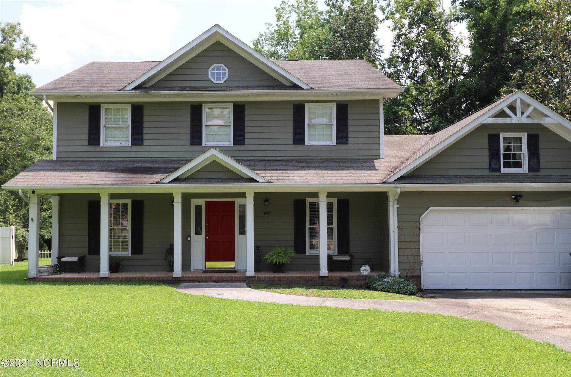 Photo for 106 Dunbar Lane, Jacksonville, NC 28540 (MLS # 100283514)