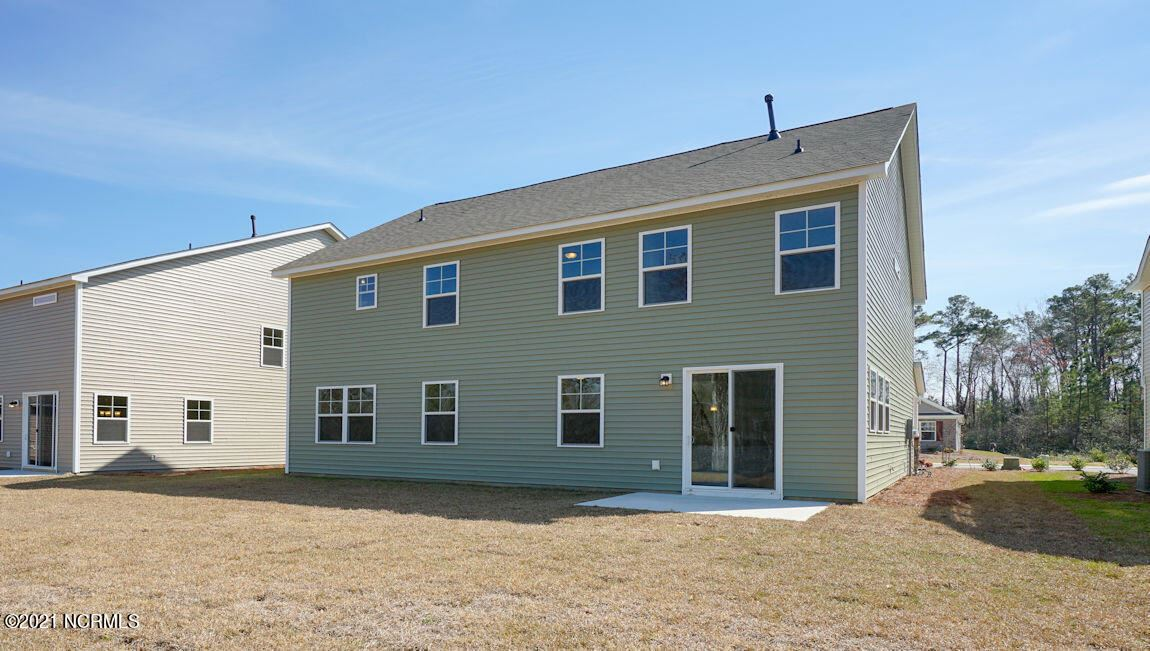 Photo of 8320 Breakers Trace Court #Lot 39 - Forrester G, Sunset Beach, NC 28468 (MLS # 100295514)