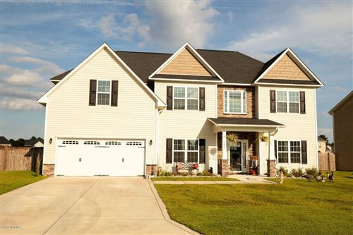 Photo of 121 Saw Grass Drive, Jacksonville, NC 28454 (MLS # 100140515)