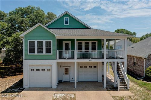 Photo of 430 Settlers Lane, Kure Beach, NC 28449 (MLS # 100268515)
