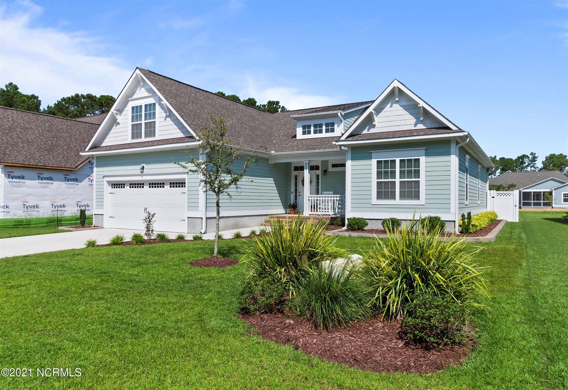 Photo of 208 Twining Rose Lane, Holly Ridge, NC 28445 (MLS # 100289516)
