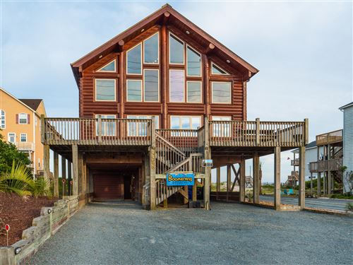 Photo of 4458 Island Drive, North Topsail Beach, NC 28460 (MLS # 100219517)