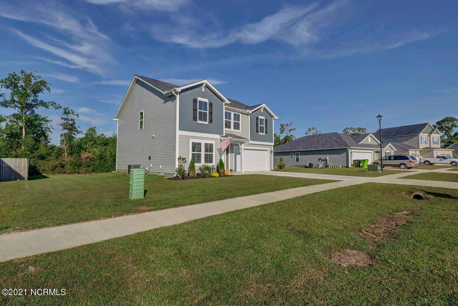 Photo of 322 Adobe Lane, Jacksonville, NC 28546 (MLS # 100293519)