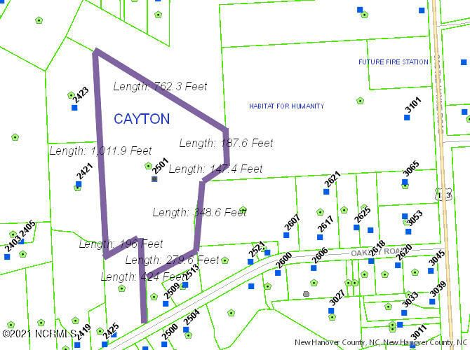 Photo of 2501 Oakley Road, Castle Hayne, NC 28429 (MLS # 100287520)