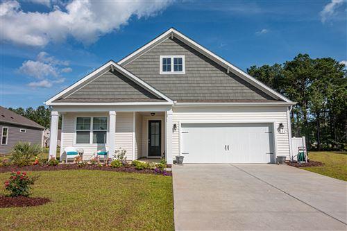 Photo of 157 Calabash Lakes Boulevard, Carolina Shores, NC 28467 (MLS # 100224521)