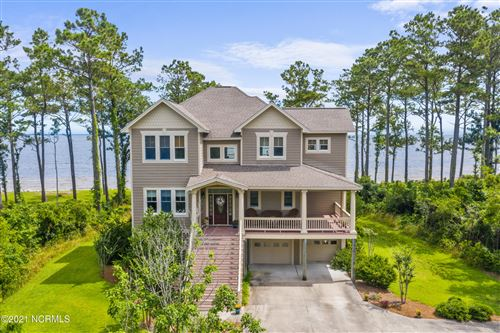 Photo of 486 Sandy Point Drive, Beaufort, NC 28516 (MLS # 100275522)
