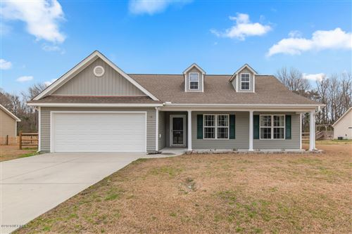 Photo of 176 Backfield Place, Jacksonville, NC 28540 (MLS # 100204524)