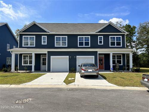 Tiny photo for 7674 Knightbell Circle #Lot 22, Leland, NC 28451 (MLS # 100259524)