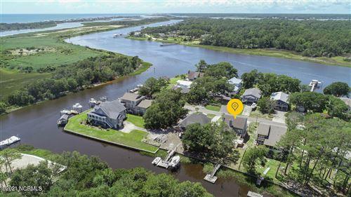 Tiny photo for 109 SW Yacht Drive, Oak Island, NC 28465 (MLS # 100280524)