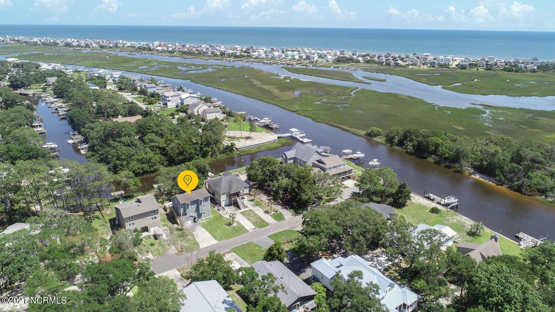 Photo of 109 SW Yacht Drive, Oak Island, NC 28465 (MLS # 100280524)