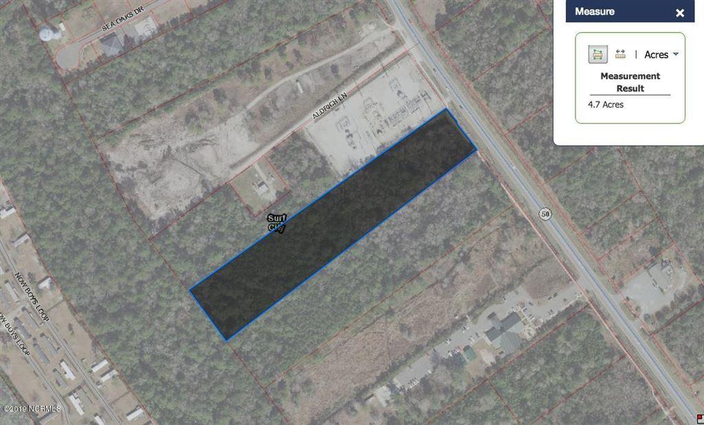 Photo of Lot 49 Nc Hwy 50, Surf City, NC 28445 (MLS # 100036525)