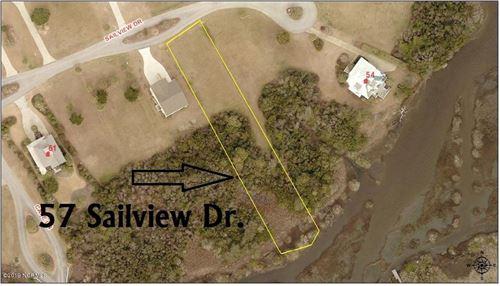 Tiny photo for 57 Sailview Drive, North Topsail Beach, NC 28460 (MLS # 100160526)