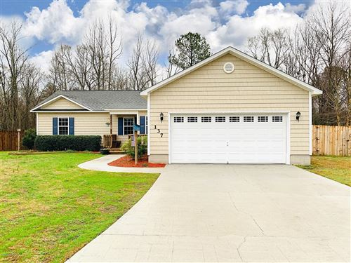 Photo of 137 Briar Hollow Drive, Jacksonville, NC 28540 (MLS # 100199527)
