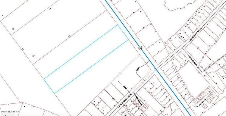 Photo for Lot 44 Nc Hwy 50, Surf City, NC 28445 (MLS # 100036527)