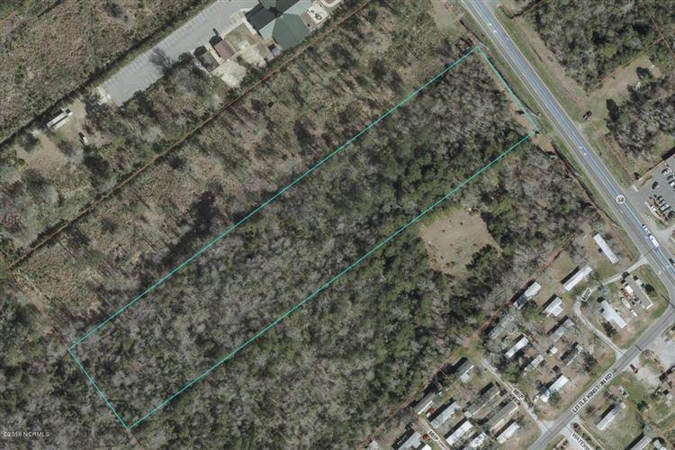 Photo of Lot 44 Nc Hwy 50, Surf City, NC 28445 (MLS # 100036527)