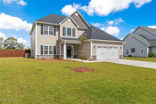 Photo of 413 Worsley Way, Jacksonville, NC 28546 (MLS # 100236528)