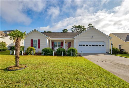 Photo of 216 Red Carnation Drive, Holly Ridge, NC 28445 (MLS # 100238529)