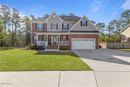 Photo of 611 Stagecoach Drive, Jacksonville, NC 28546 (MLS # 100242529)