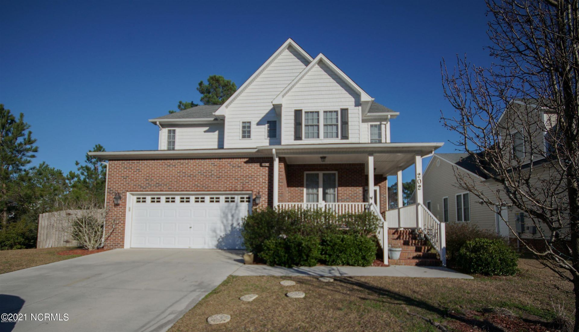 Photo of 202 Stagecoach Drive, Jacksonville, NC 28546 (MLS # 100293529)