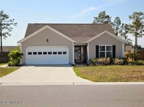 Photo of 377 Rose Bud Lane, Holly Ridge, NC 28445 (MLS # 100278530)