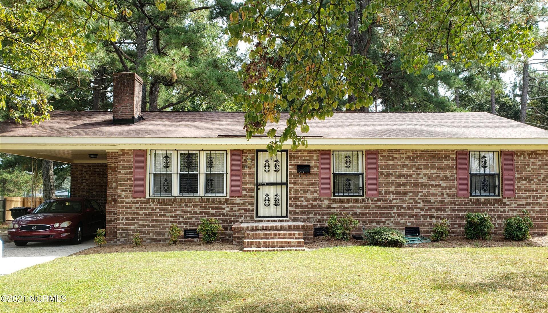 Photo of 1410 Rountree Street NE, Wilson, NC 27893 (MLS # 100291530)