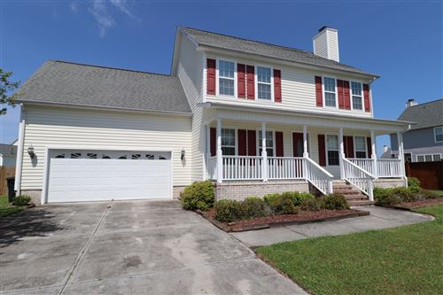 Photo of 202 Windham Lane, Jacksonville, NC 28540 (MLS # 100193531)