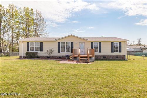 Photo of 202 Mustang Court, Maysville, NC 28555 (MLS # 100255531)