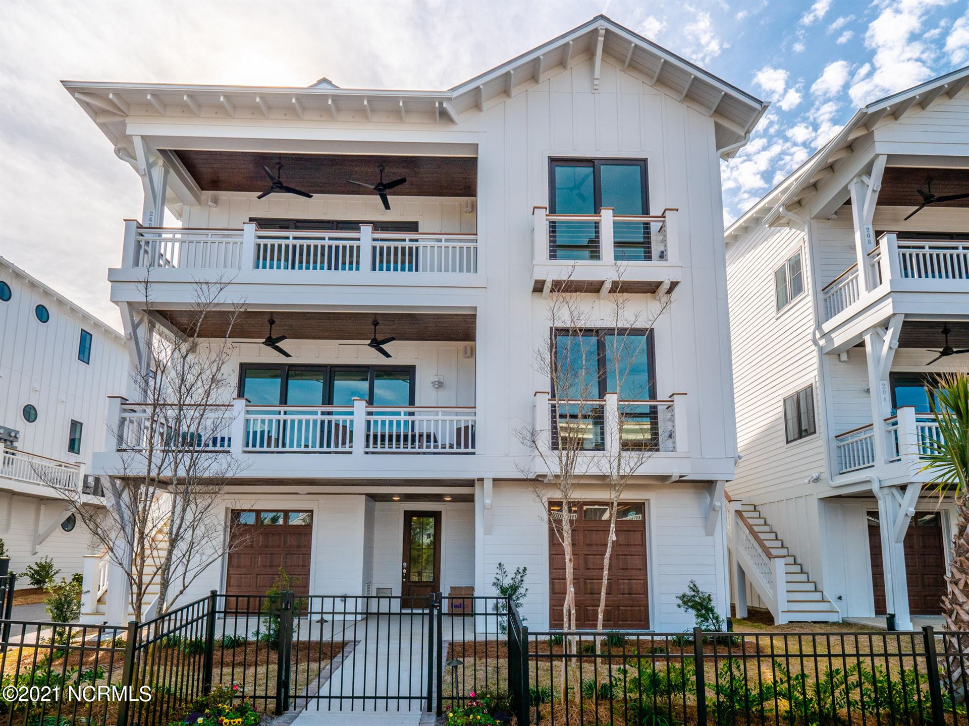 Photo for 24 Seagull Street #A, Wrightsville Beach, NC 28480 (MLS # 100281532)