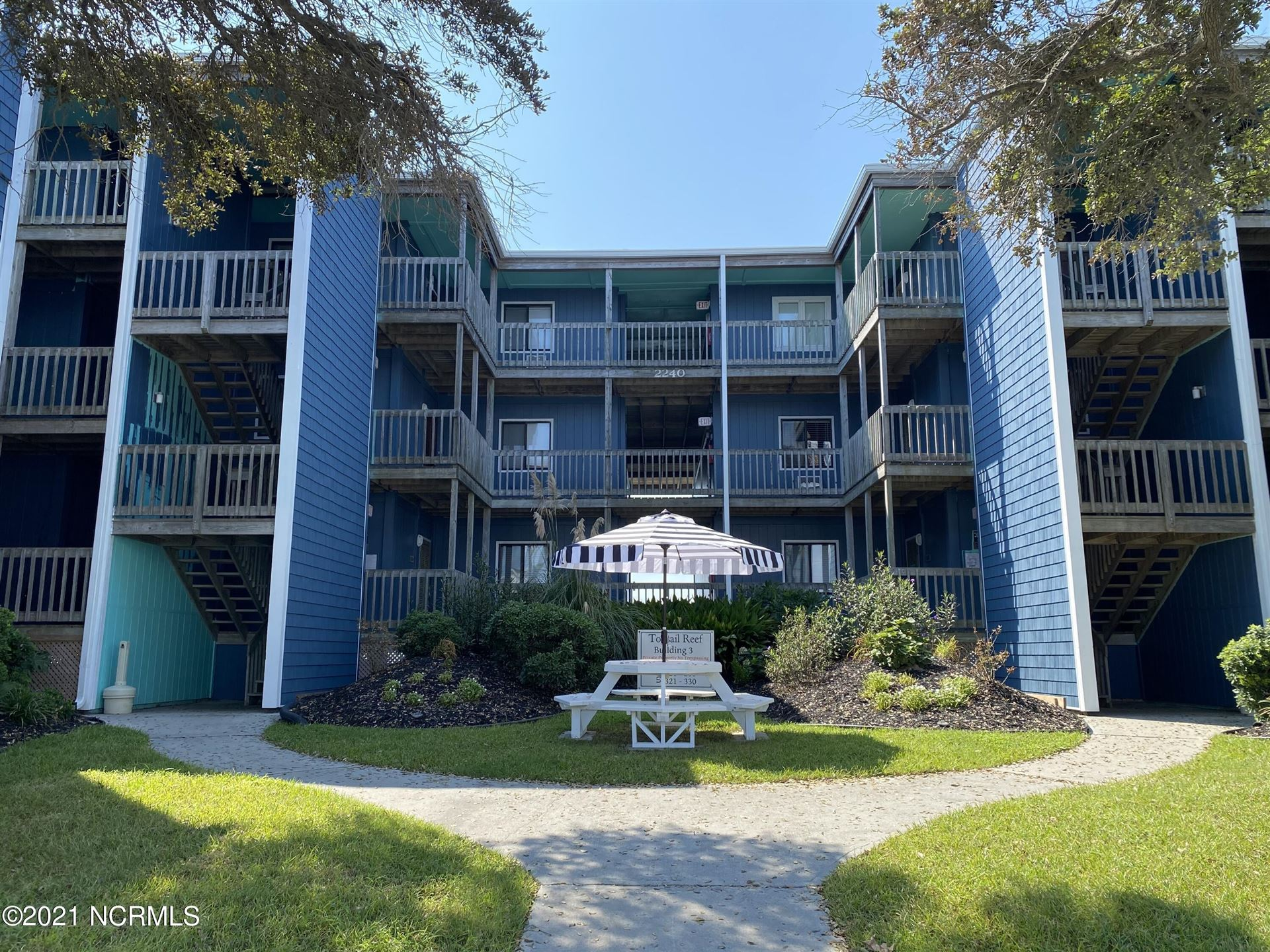 Photo for 2240 New River Inlet Road #124, North Topsail Beach, NC 28460 (MLS # 100285532)
