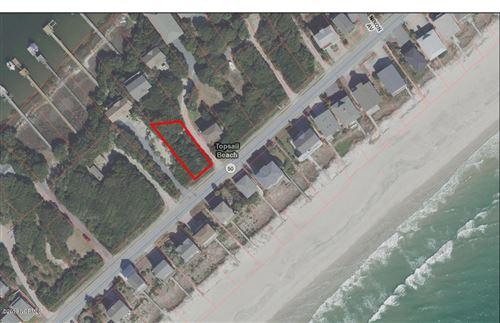 Photo of 716 N Anderson Boulevard, Topsail Beach, NC 28445 (MLS # 100192533)