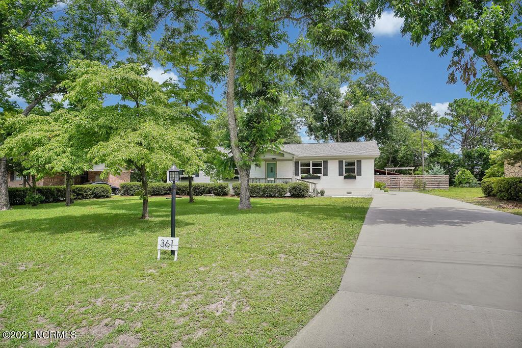 Photo for 361 Toulon Drive, Wilmington, NC 28405 (MLS # 100279533)