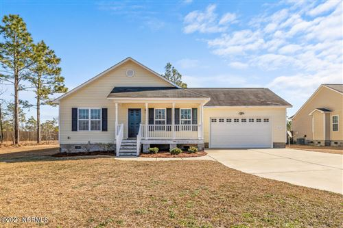 Photo of 457 Sand Ridge Road, Hubert, NC 28539 (MLS # 100258534)