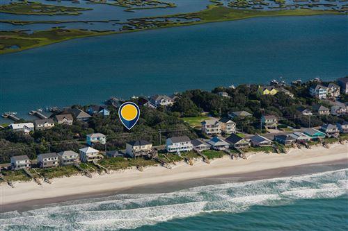 Photo of 708 N Anderson Boulevard, Topsail Beach, NC 28445 (MLS # 100192535)