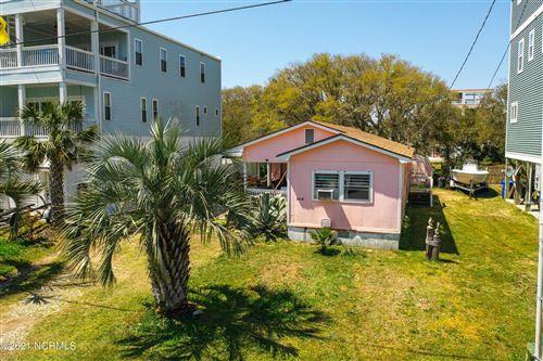 Photo of 1416 Bowfin Lane, Carolina Beach, NC 28428 (MLS # 100271535)