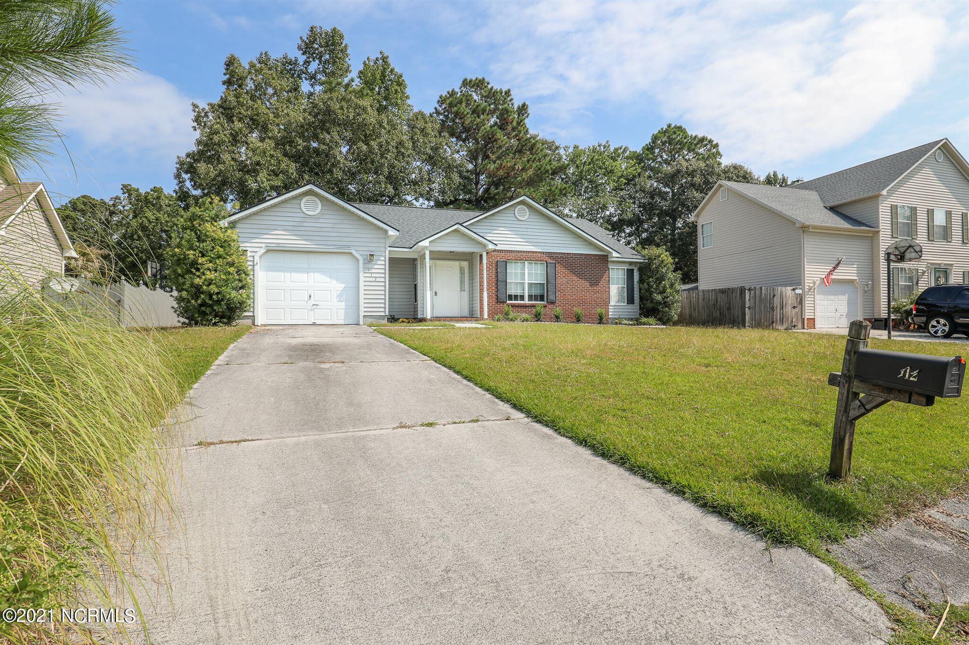 Photo of 112 Yellowwood Drive, Jacksonville, NC 28546 (MLS # 100293536)
