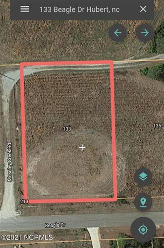 Photo of 133 Beagle Drive, Hubert, NC 28539 (MLS # 100253538)