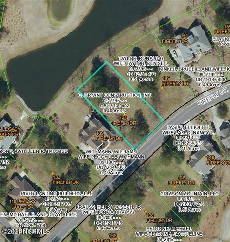 Photo of 143 Firefly Drive, Wallace, NC 28466 (MLS # 100259539)