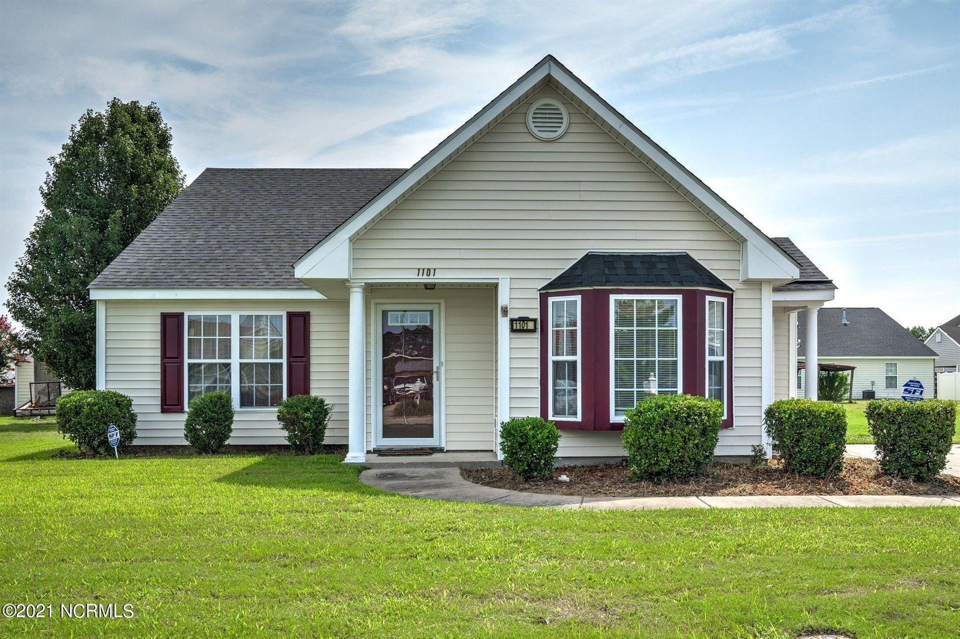 Photo of 1101 Centipede Drive, Rocky Mount, NC 27801 (MLS # 100283539)